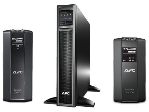 APC Back-UPS products