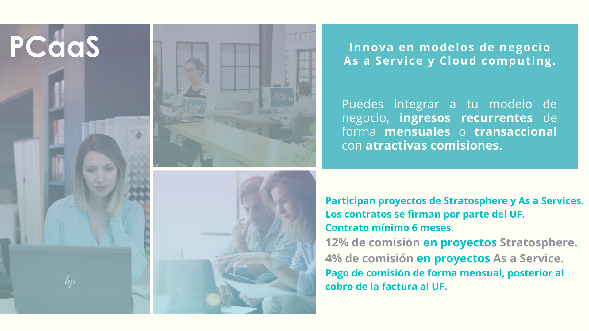 As a Service- PCaas Mayo