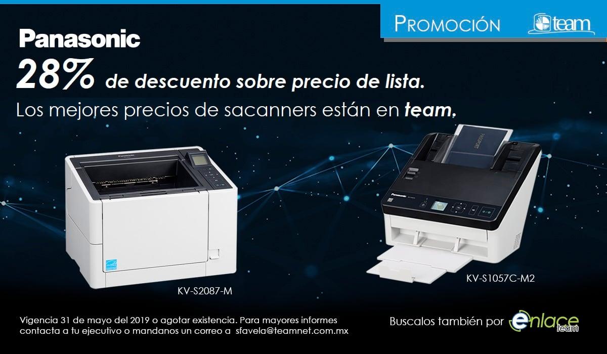 Panasonic 28 mayo